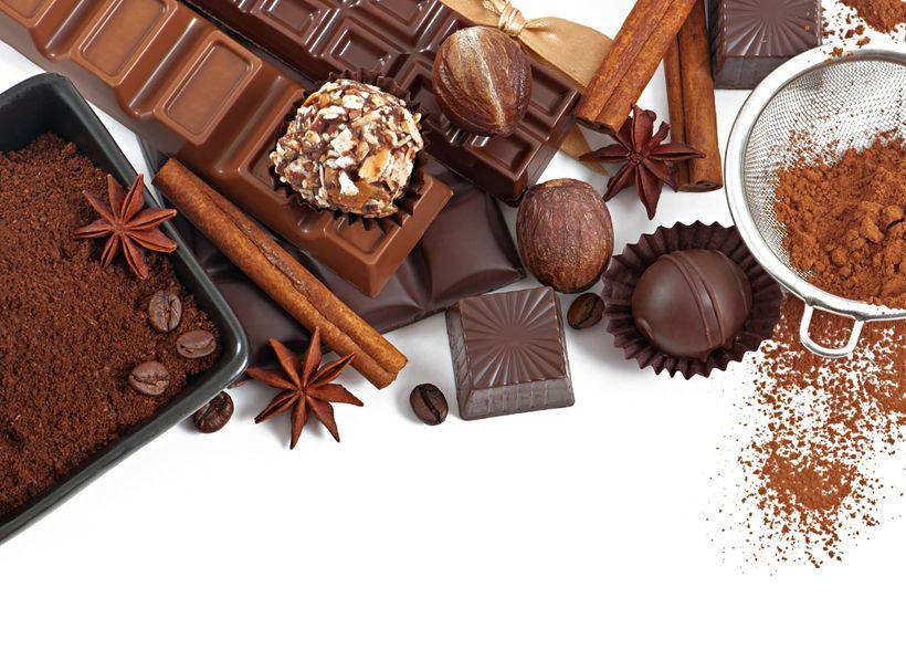 Chocolate as a gift idea