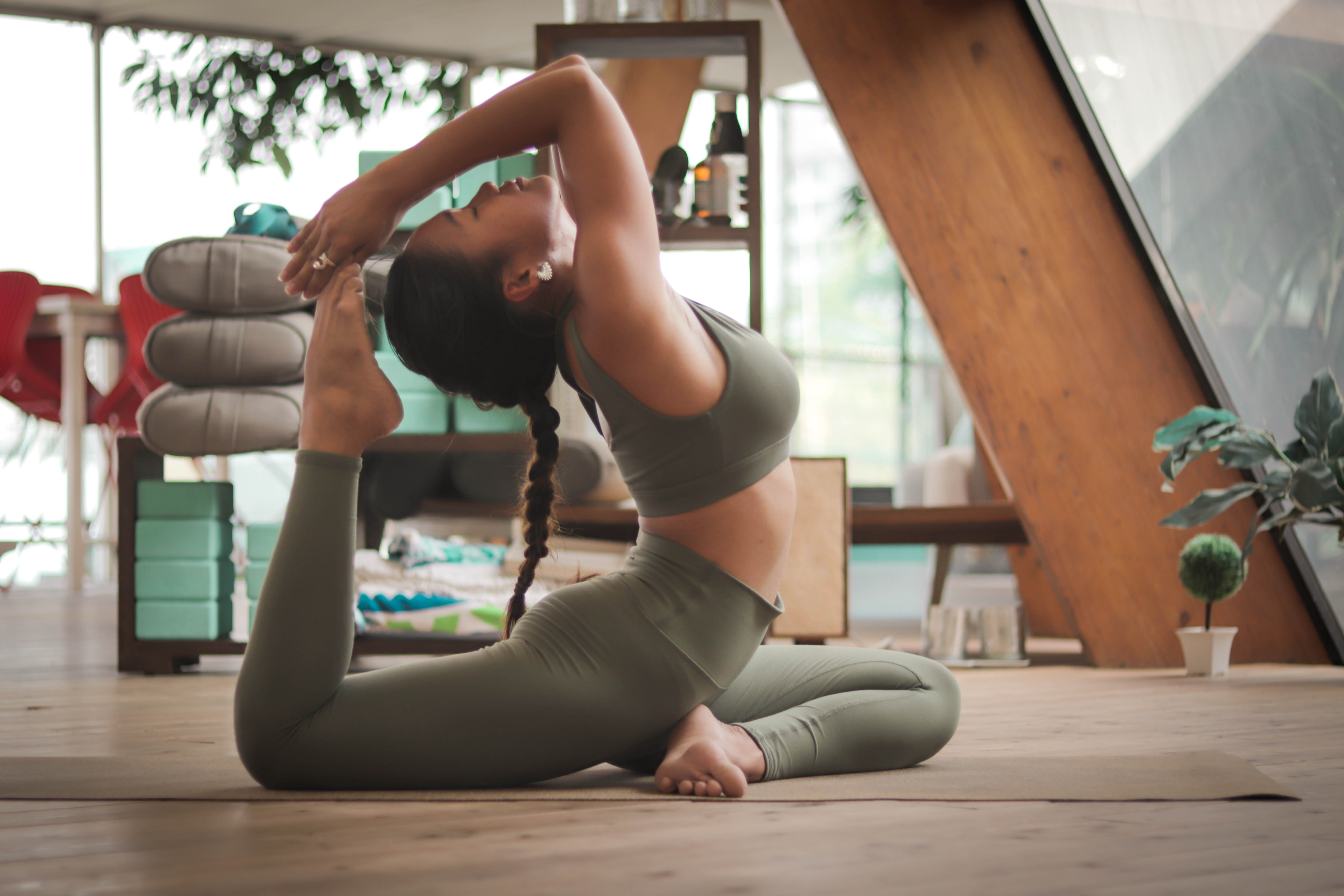 Yoga essentials for yoga lovers